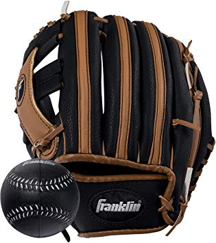 Franklin Play Sports T ball Glove and Ball Set