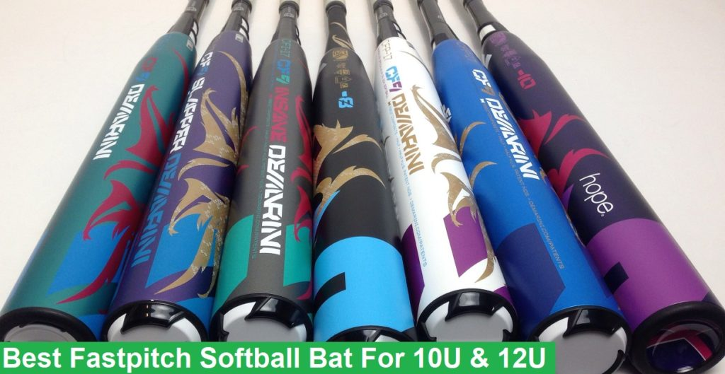 best fastpitch softball bat for 10u & 12U