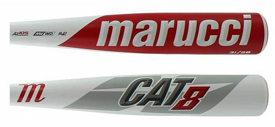 3. Professional Marucci Cat8-3 Baseball Bat