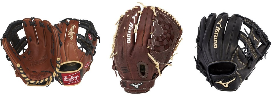 Best Baseball Gloves for 11&12 years old boy
