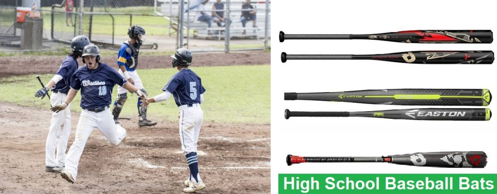 best High School Baseball Bats