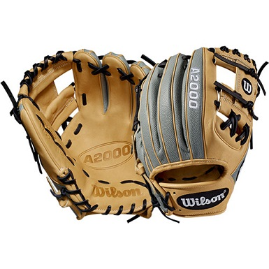 Wilson A2000 Super Skin Baseball Gloves