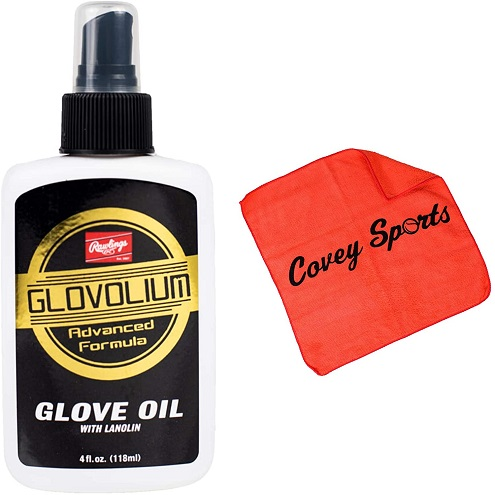 Cover Sports Rawlings Baseball Softball Glove Oil Conditioning Kit
