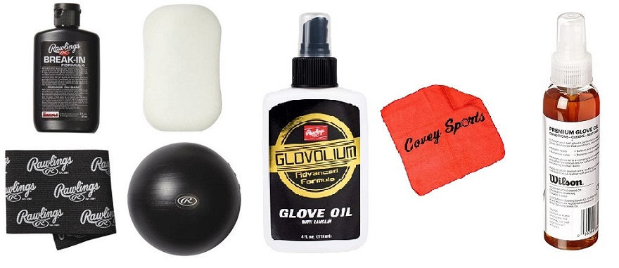 best baseball gloves oil