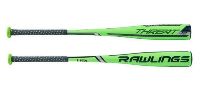 Rawlings 2019 Threat USA Youth Baseball Bat