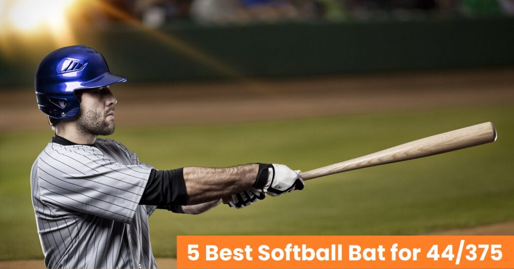 5 Best Softball Bat for 44375